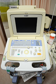 超音波画像診断装置